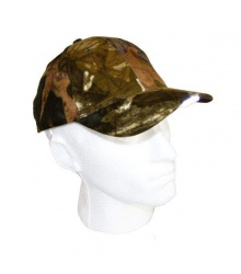 NGT Šiltovka Camo Cap Led Lights