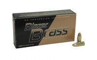 Blazer Brass 9 mm Luger FMJ,Blazer Brass 9 mm Luger FMJ