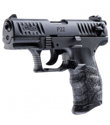 "Walther P22Q 3,42"" .22 L.R."