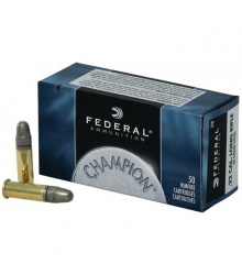 Federal Champion .22 LR Solid