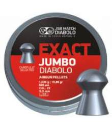 JSB Jumbo Exact 5,50mm 500ks