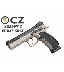 ČZ SHADOW 2 Urban Grey,  9x19