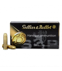 Sellier&Bellot .38 Special FMJ