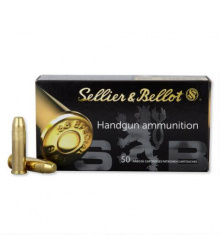 Sellier&Bellot .38 Special SP