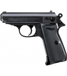 Pištoľ CO2 Walther PPK/S, kal. 4,5mm BB