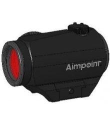 Aimpoint® Micro H-1 4 MOA ACET Technológia