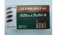Sellier&Bellot .22 Long Rifle High Velocity,Sellier&Bellot .22 Long Rifle High Velocity