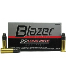 Blazer .22 Long Rifle