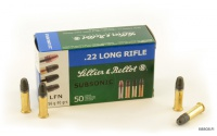 Sellier&Bellot  .22 Long Rifle Subsonic,Sellier&Bellot  .22 Long Rifle Subsonic