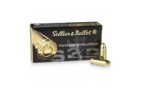 Sellier&Bellot 9mm LUGER FMJ, 8,0g/124grs,Sellier&Bellot 9mm LUGER FMJ, 8,0g/124grs