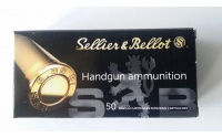 Sellier&Bellot 6,35 Browning FMJ,Sellier&Bellot 6,35 Browning FMJ